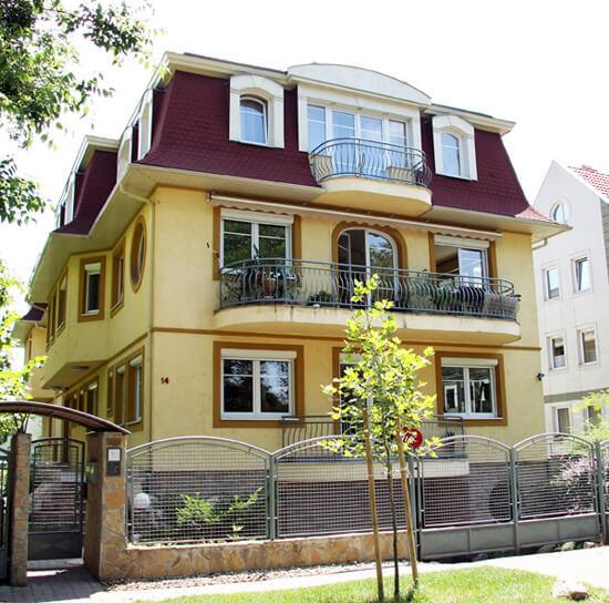 Fejér Lipót utca 14. Budapest utcafront XI. kerület, új építésű lakás, eladó lakás, új lakás
