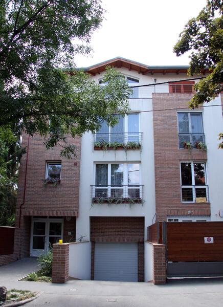 Kalotaszeg utca 7 Budapest homlokzat, új építésű lakás, eladó lakás, új lakás