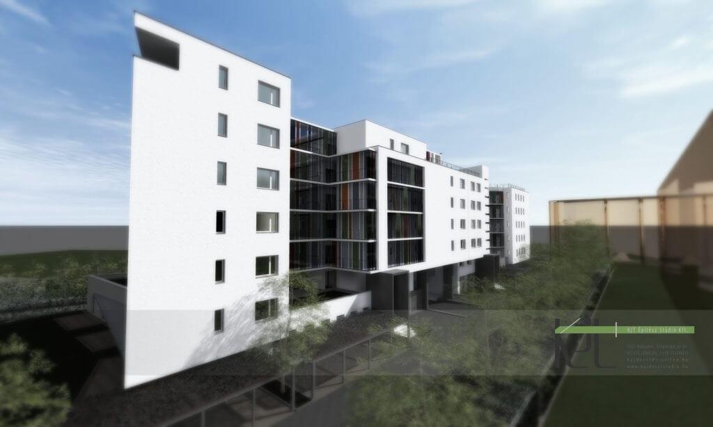 Szurdok u. 3. #01, új építésű lakás, eladó lakás, új lakás