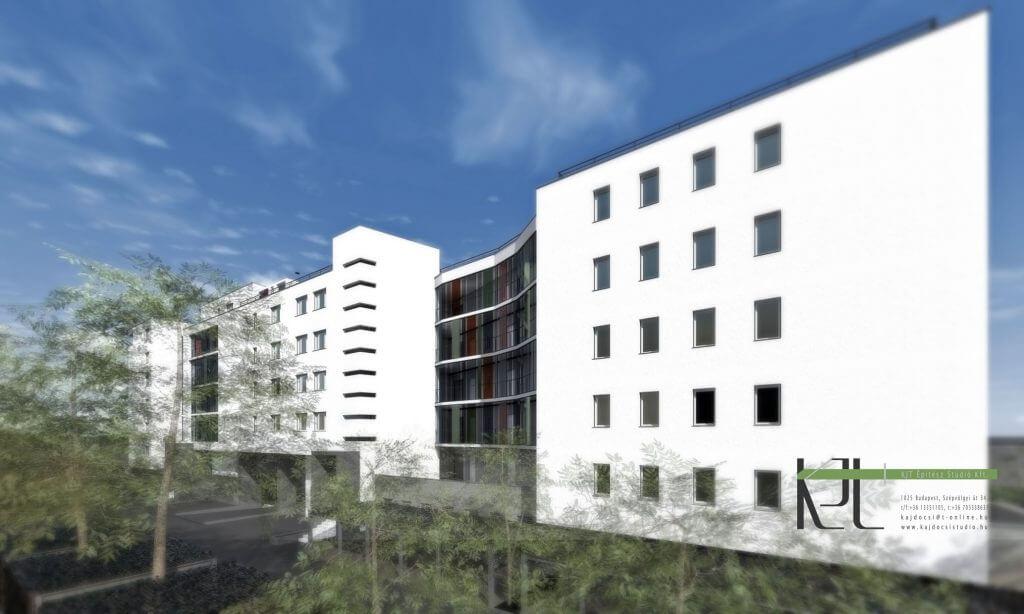 Szurdok u. 3. #02, új építésű lakás, eladó lakás, új lakás