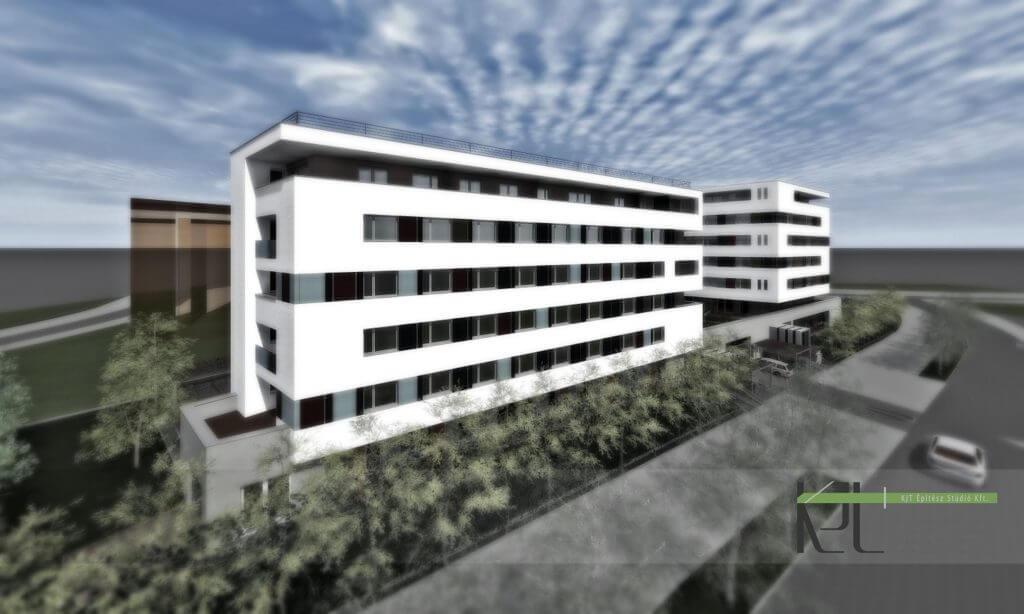 Szurdok u. 3. #05, új építésű lakás, eladó lakás, új lakás