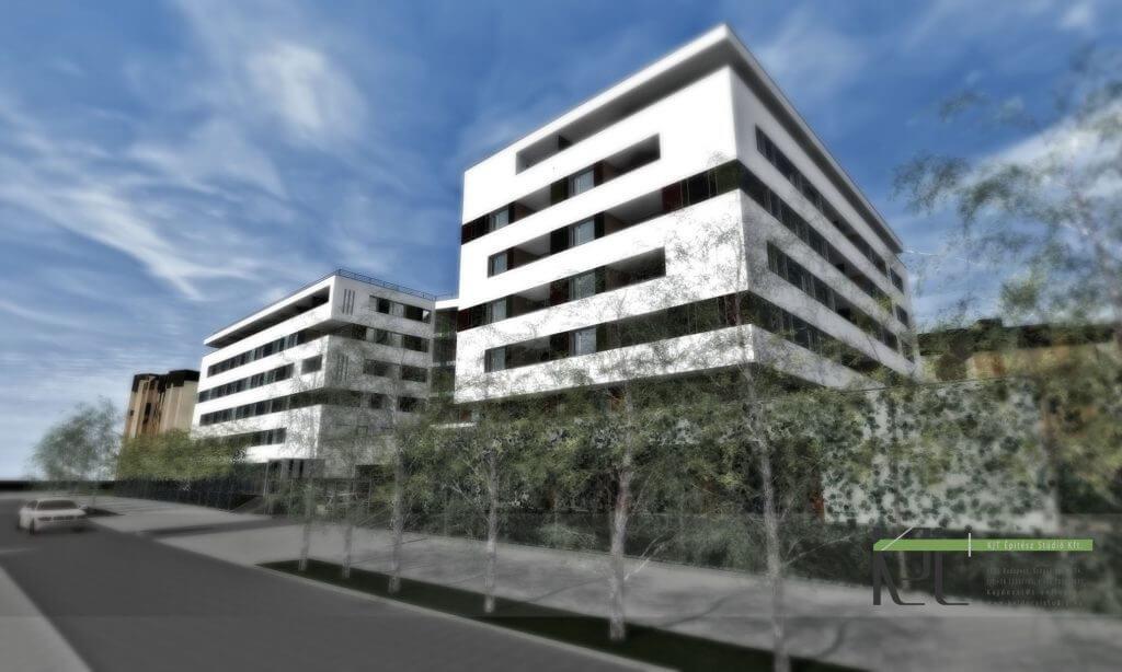 Szurdok u. 3. #06, új építésű lakás, eladó lakás, új lakás