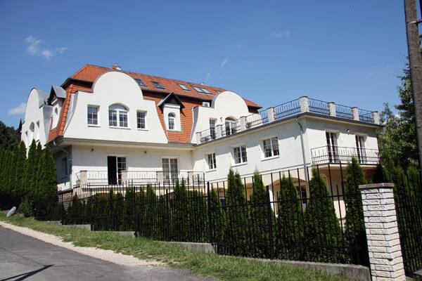 Szépvölgyi út 191. Budapest